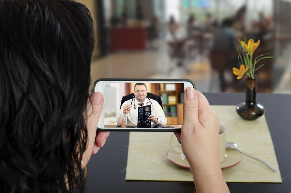 Hoping To See Your Doctor Via Telemedicine? Here's A Quick Guide