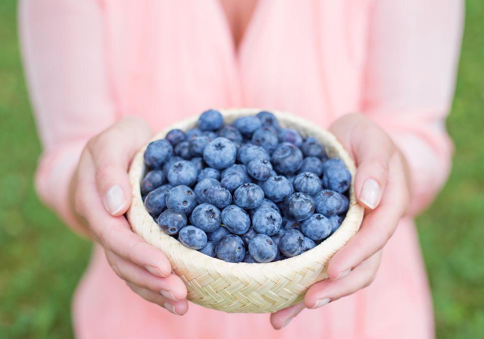 Try Blueberries for Bladder Health
