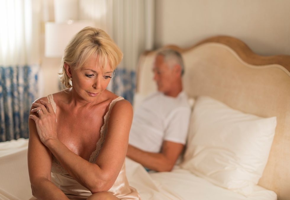 Painful Sex After 50