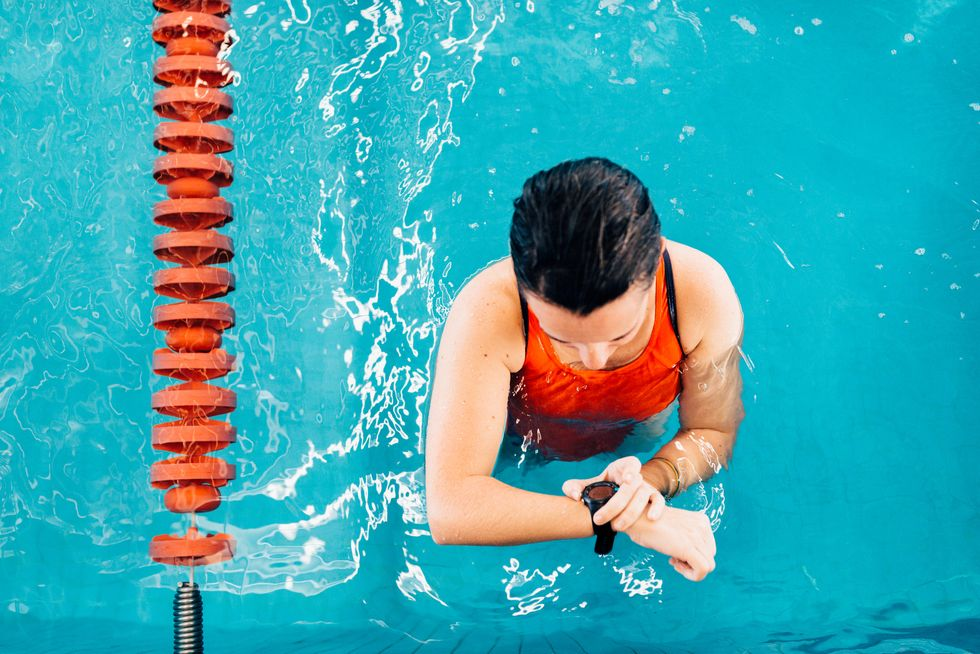 Take Your Swim Workouts to the Next Level