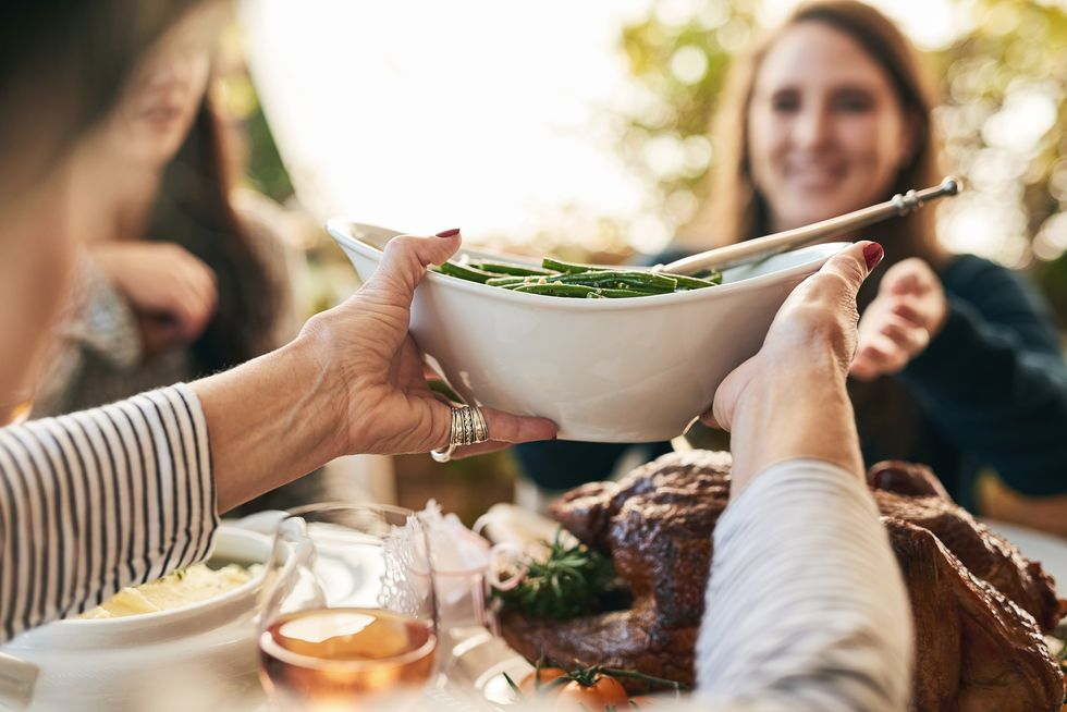 Tips to Keep From Overeating at Party Time