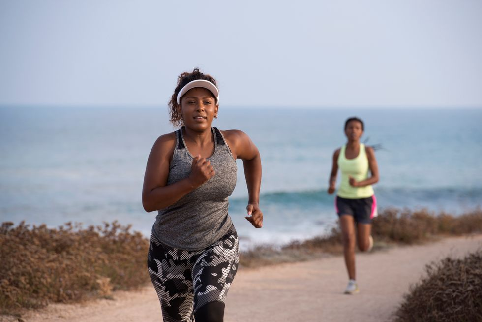 How Running Can Contribute to Incontinence and Prolapse