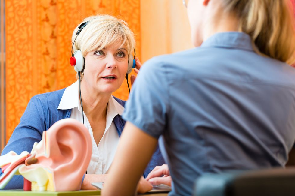 Menopause and Hearing Loss