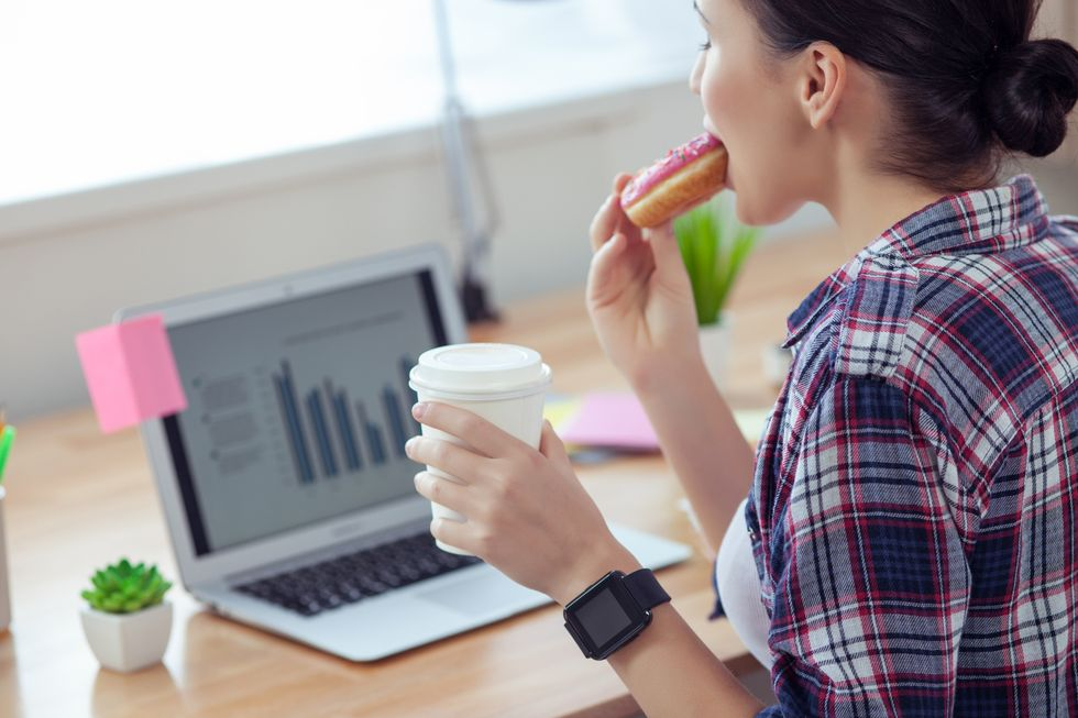 Is Your Workplace Making You Fat?