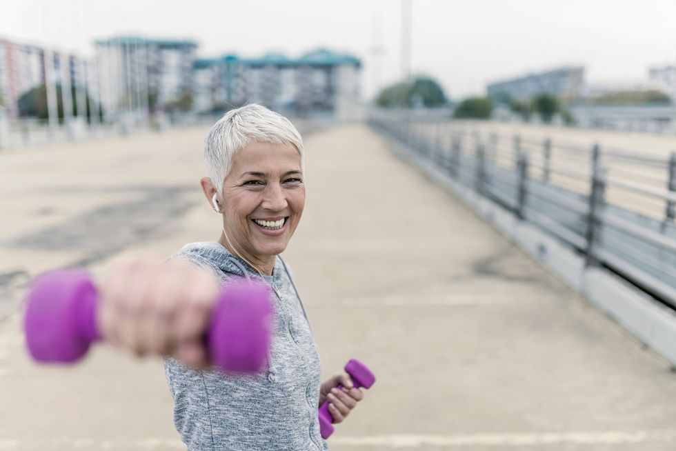 What's the Key to Healthy Aging?
