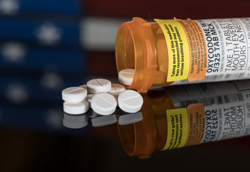 Patients With Chronic Pain Feel Caught In An Opioid-Prescribing Debate