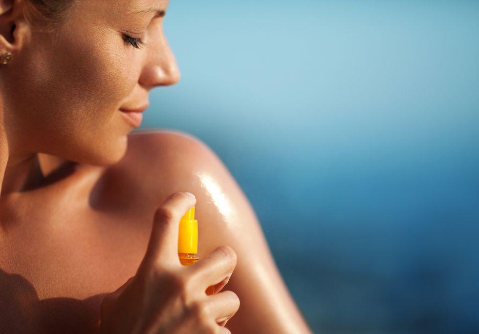 Are Spray Sunscreens Safe?