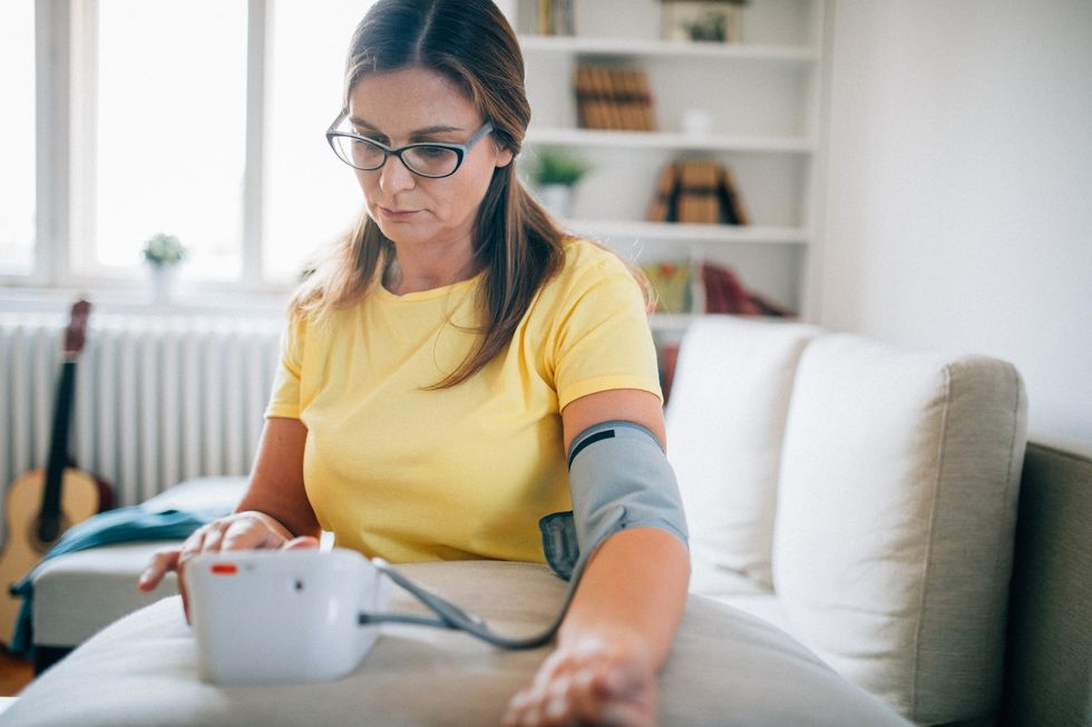 Home Monitoring Works for Blood Pressure Patients