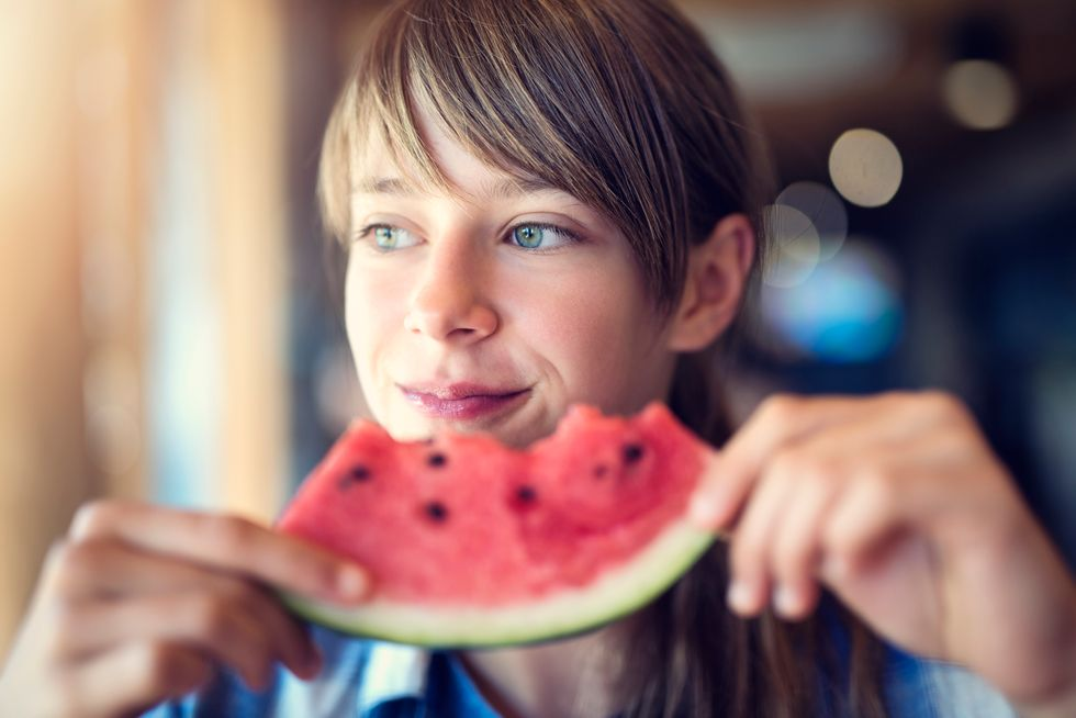 The Wonderful Truth About Watermelon