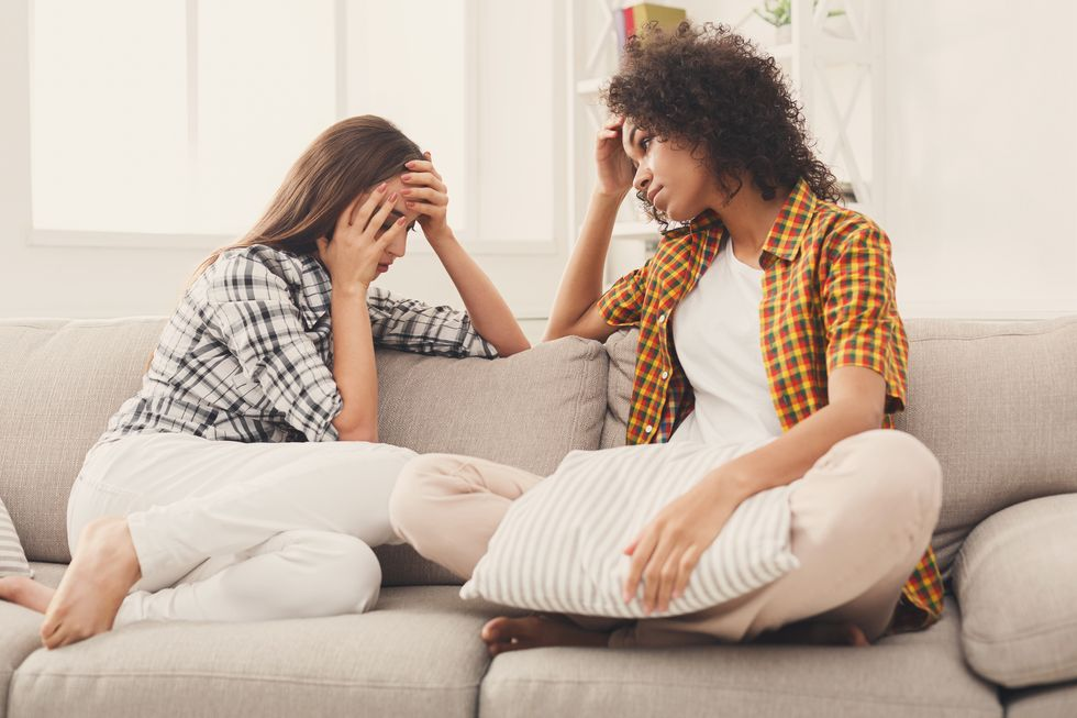 How to Help a Friend Struggling With Mental Illness
