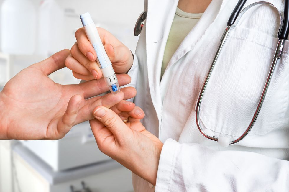 Severe Infections Rising Among Americans With Diabetes
