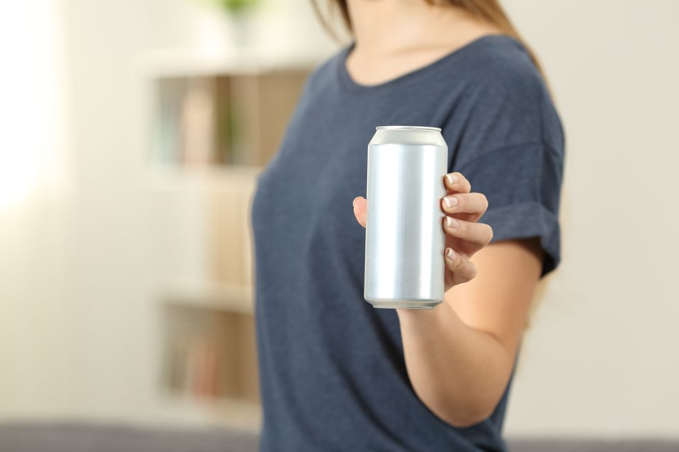 A Single Energy Drink Might Harm Blood Vessels