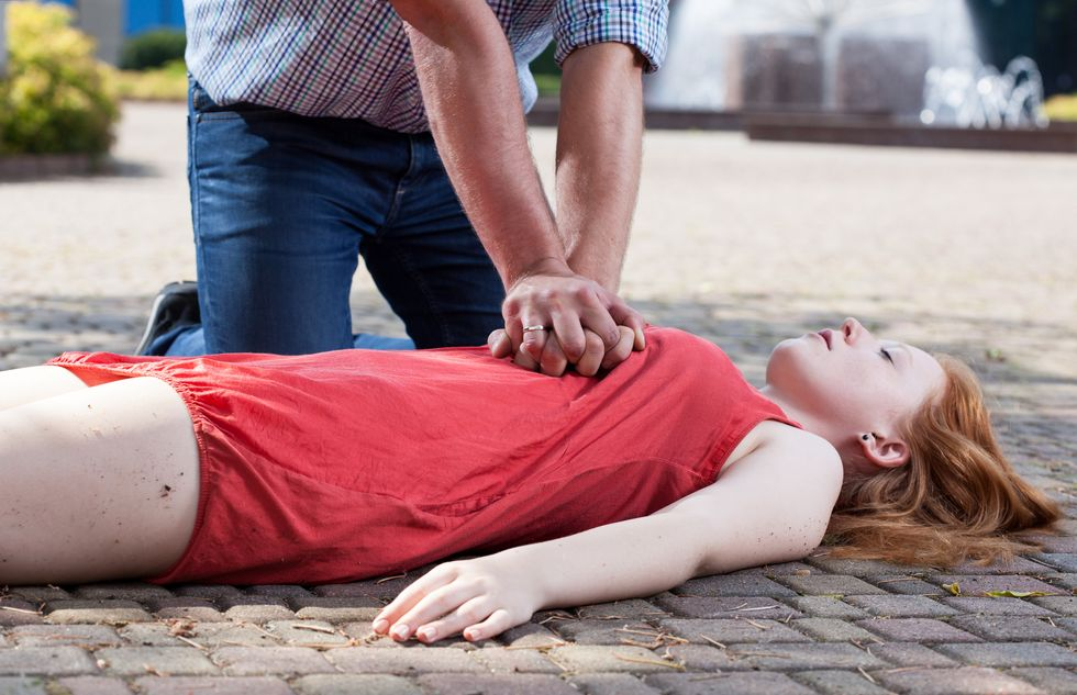 Why Bystanders Are Less Likely to Give CPR to Women