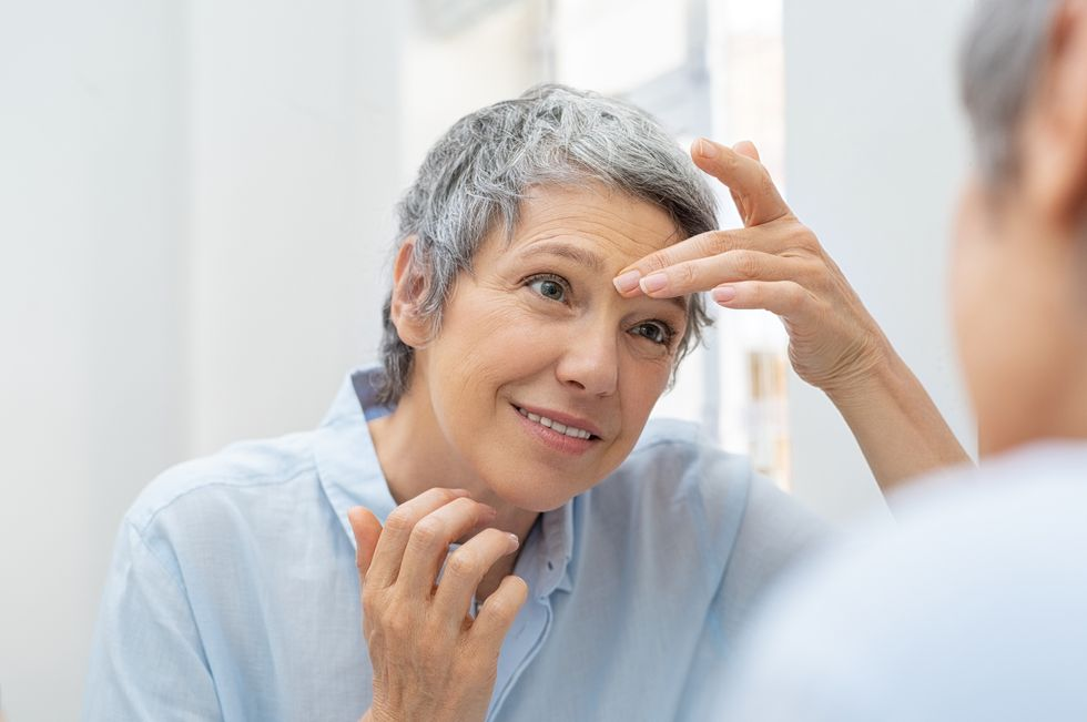 Does Your Face Become Lopsided As You Age?
