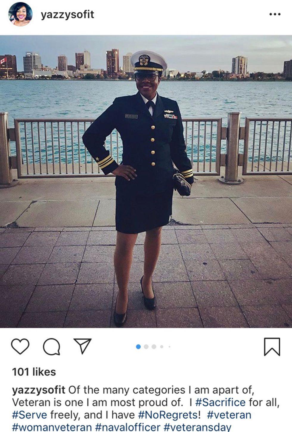 Female Veterans Who Inspire Us