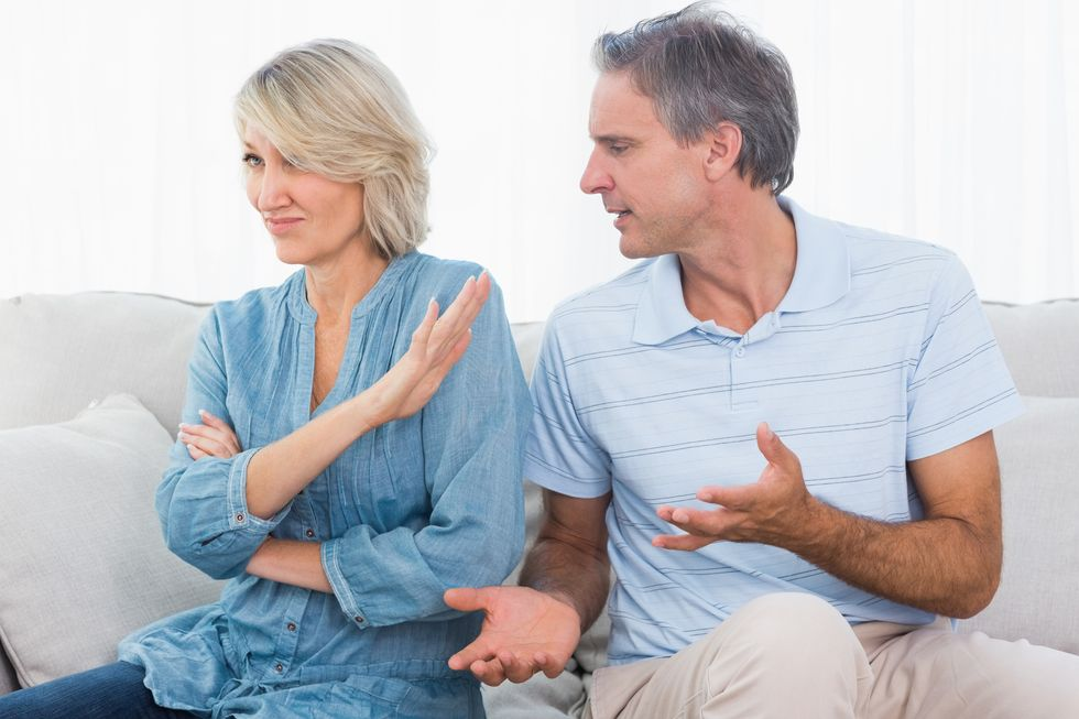 Are You Married to Bickering?