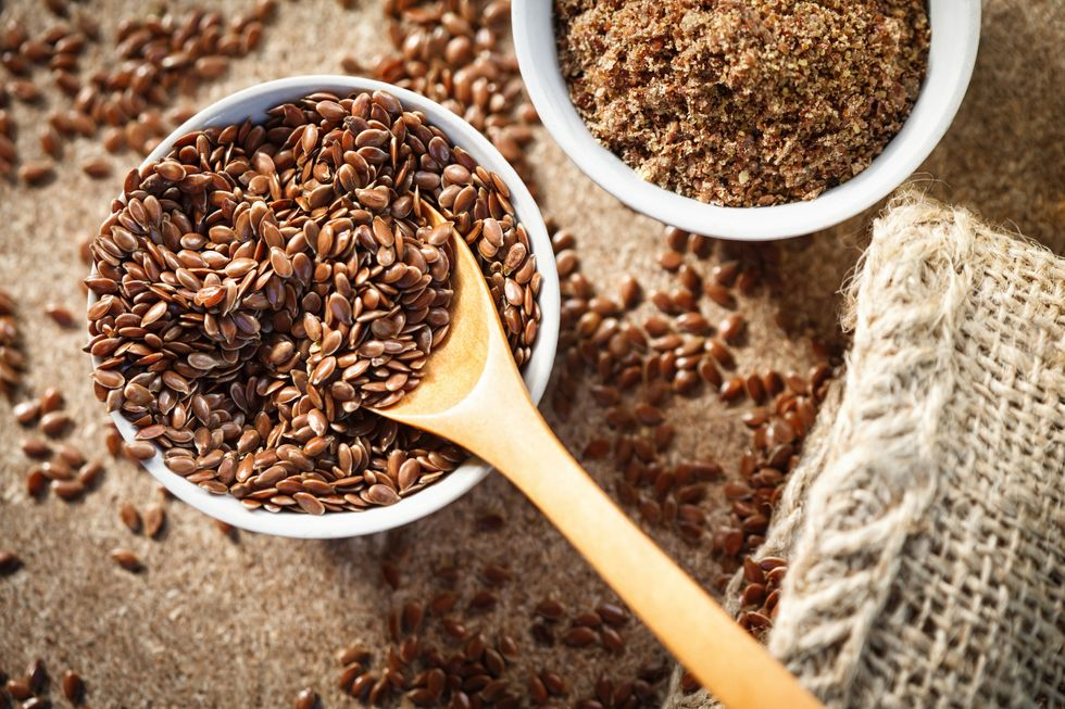 Why You Should Eat Flaxseeds