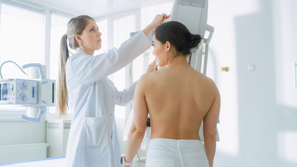 For Some Women, Mammograms May Need to Begin at 30