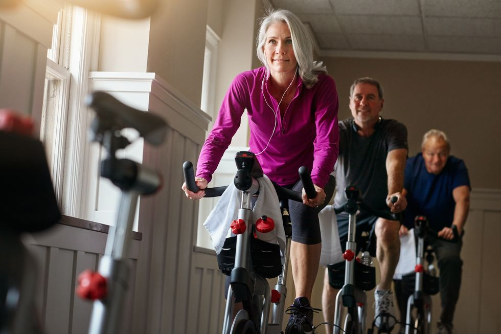 This Exercise May Slow Aging
