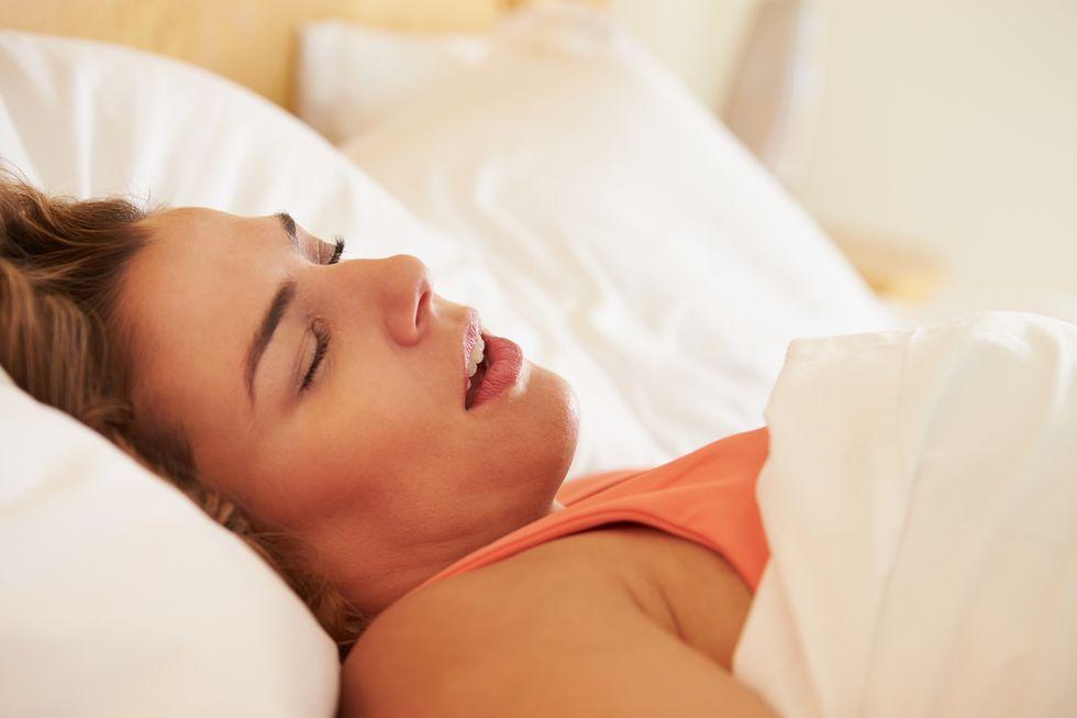 Snoring May Be Bigger Health Threat to Women Than Men