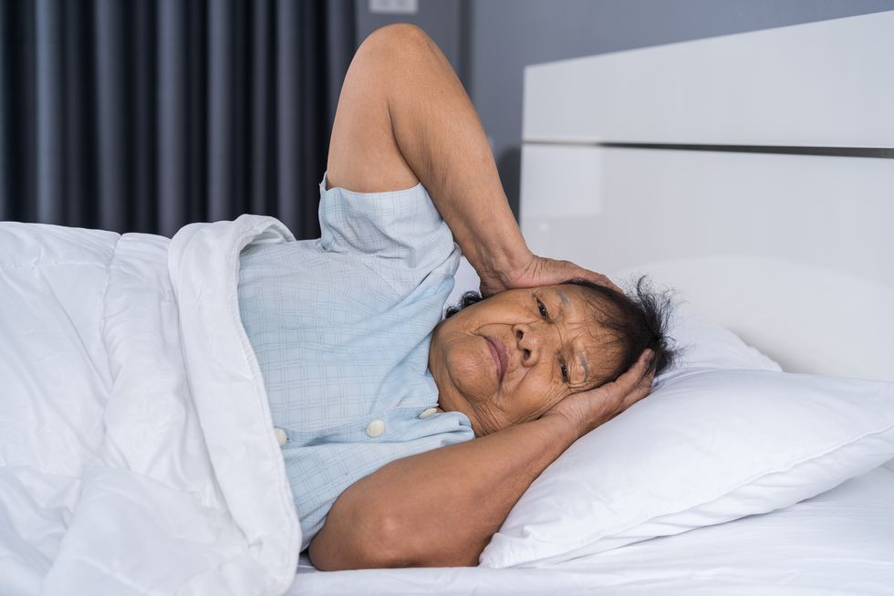 How Menopause Messes With Your Sleep