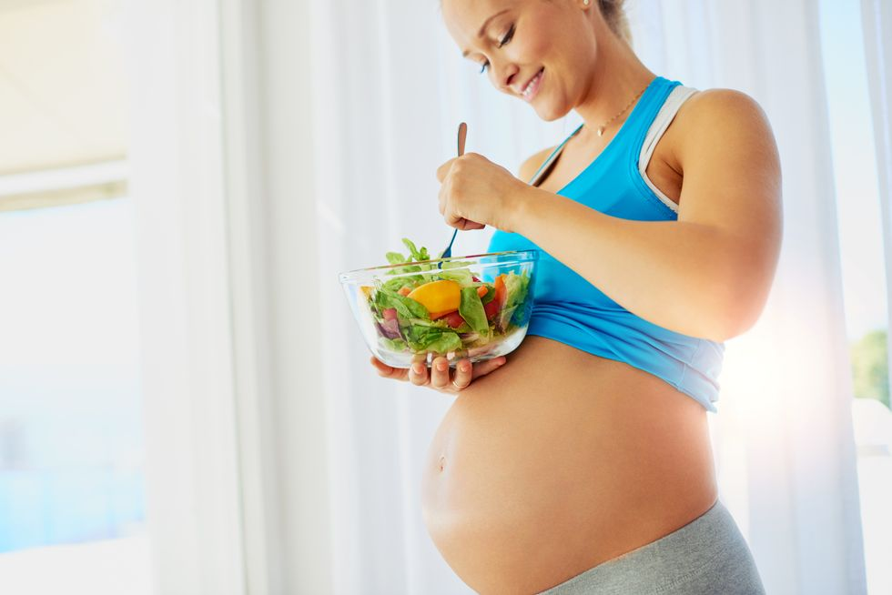 Eating for Two: Recipes for a Healthy Pregnancy