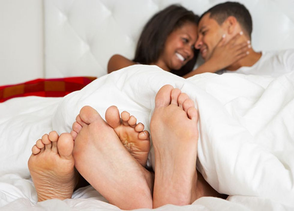 Benefits of Sex Go Way Beyond the Obvious