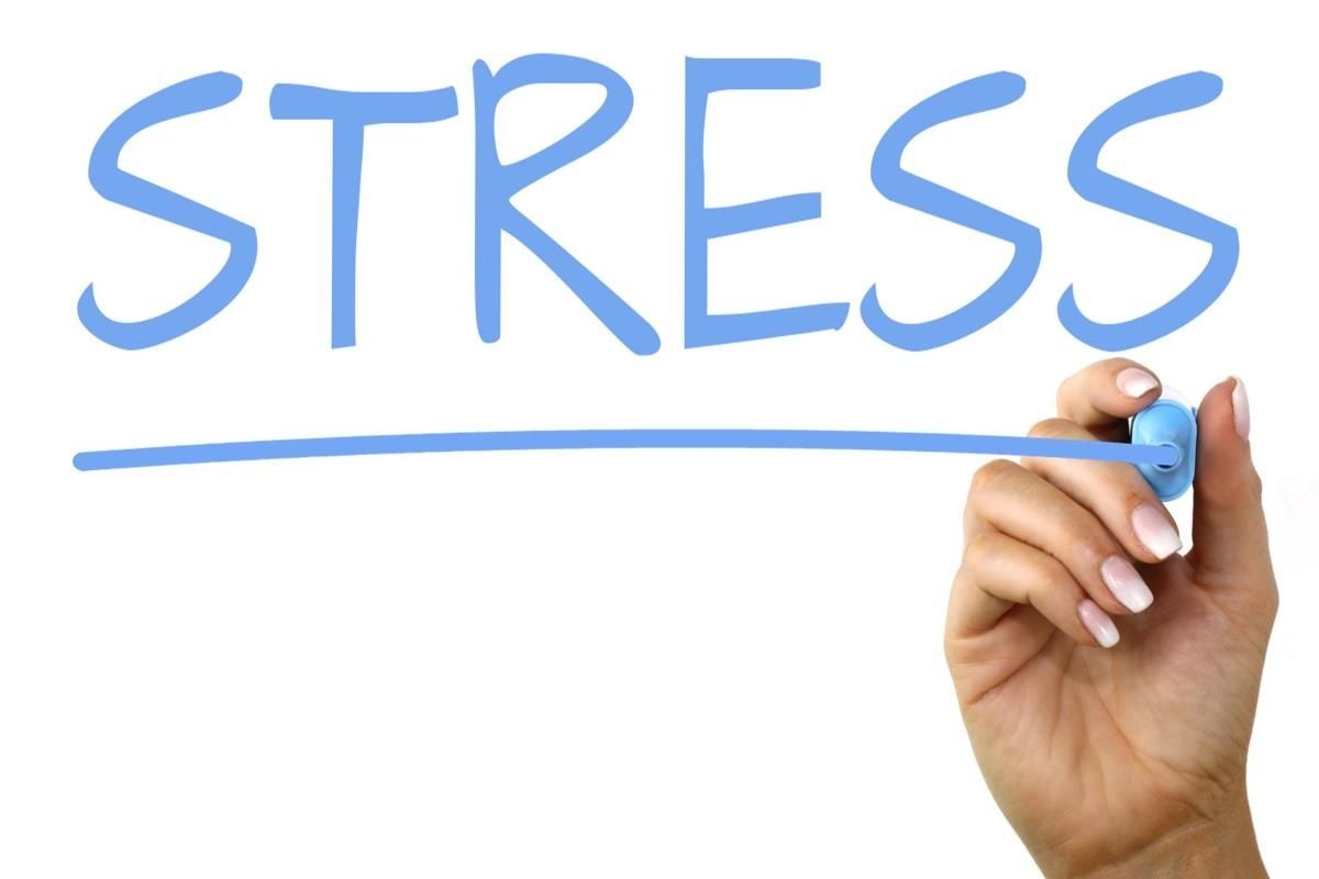 Women Say They're Still More Stressed Than Their Partner