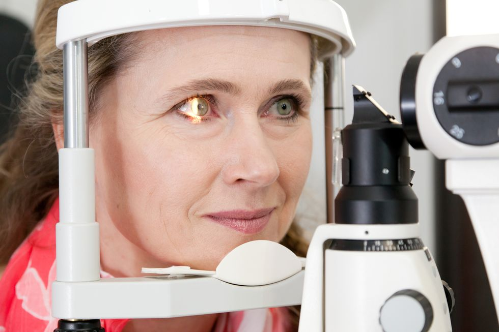 Tales From a Retinal Detachment