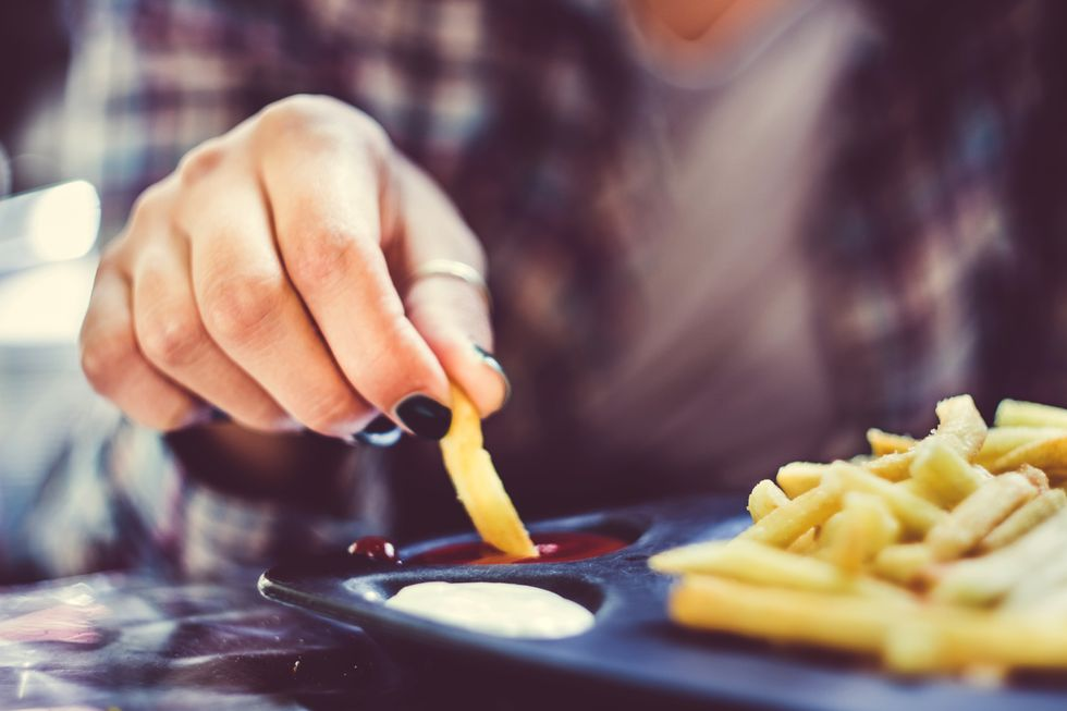 Too Much Fried Food May Shorten Your Life