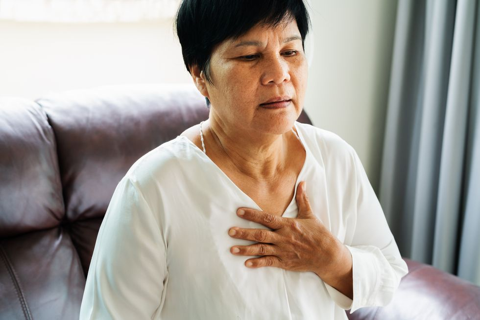 Causes of Chest Pain That Aren't a Heart Attack