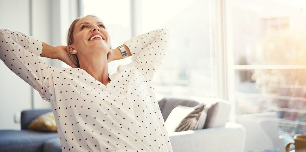 Upbeat Attitude May Be a Pain Fighter