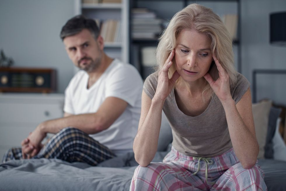 Female Sexual Dysfunction: Talk About It and Get Help