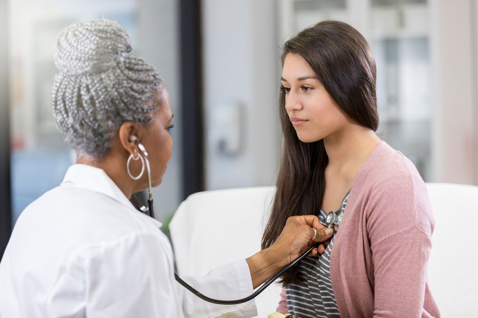 Annual Checkups for Teenagers