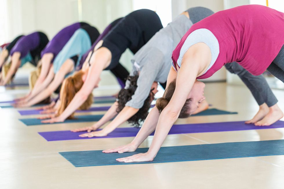The 4 Best Exercise Classes for Chronic Joint Pain