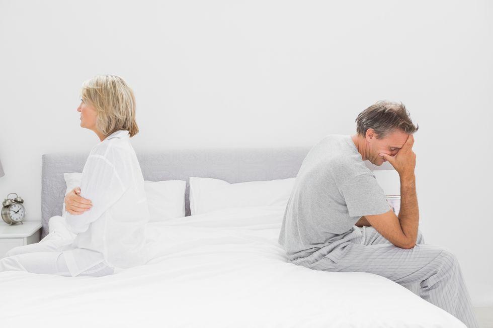 When Your Partner Has Erectile Dysfunction