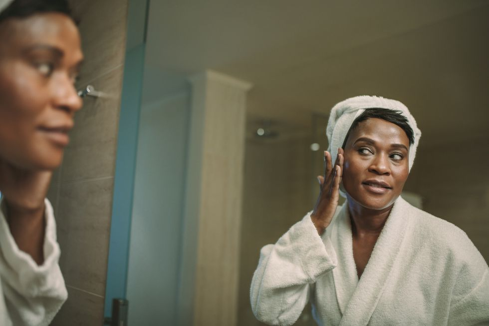 Skin Products to Get You Through Menopause