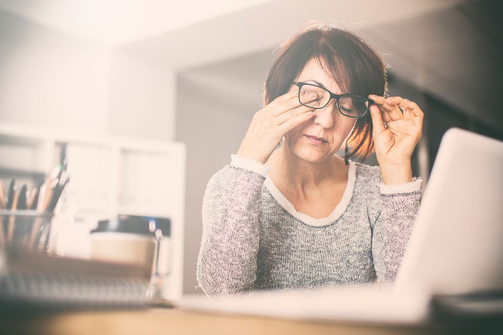 When You're Extremely Tired: Could It Be Excessive Daytime Sleepiness?