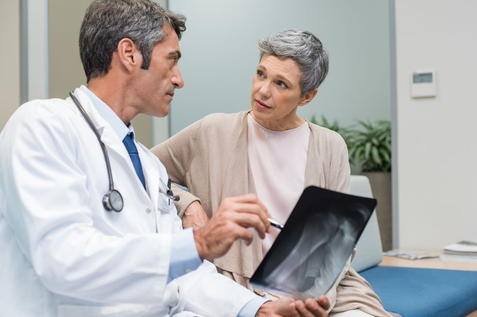 FDA Approves New Treatment of Osteoporosis In Postmenopausal Women At High Risk For Fracture
