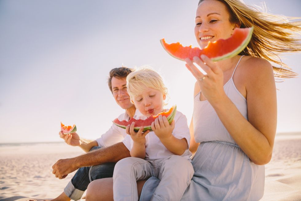 Why You Should Be Eating More Melon