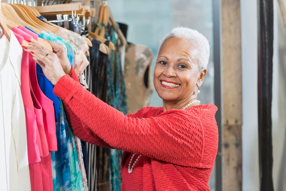 Dressing Your Age: Removing the Stigma