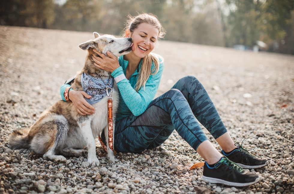 Surprising Ways Owning a Dog Is Good for Your Health