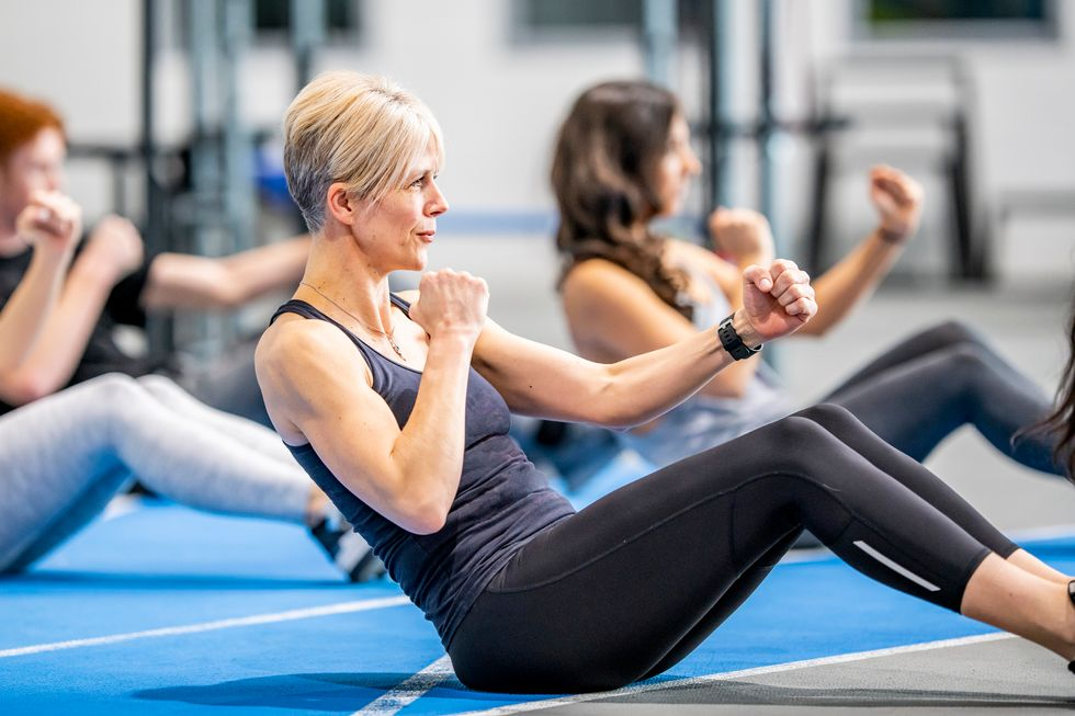 Workouts: A Prescription to Ease Severe Chronic Anxiety?