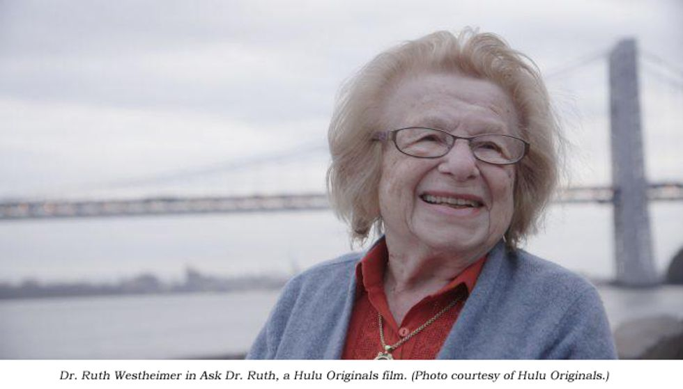 Ask Dr. Ruth: A Film About America's Famous Sex Therapist