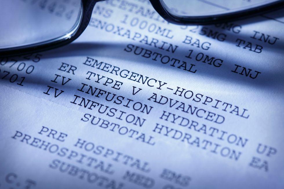 Lawmakers Push To Stop Surprise ER Billing