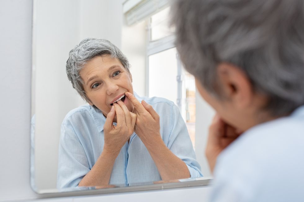 What's the Connection Between Bad Breath and Menopause?
