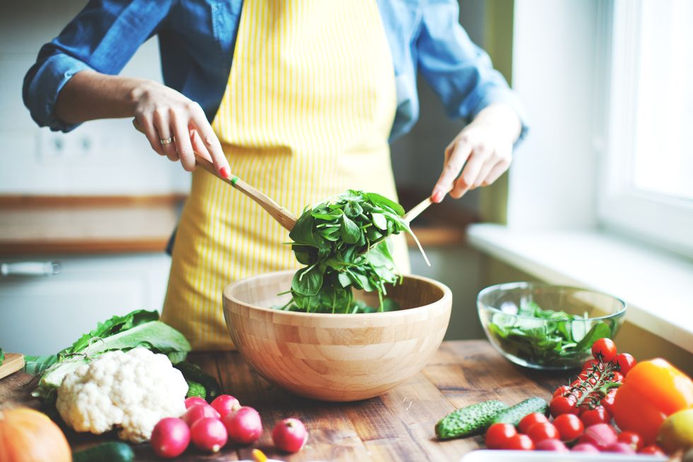 Plant-Based Diet Helps Keep Diabetes at Bay