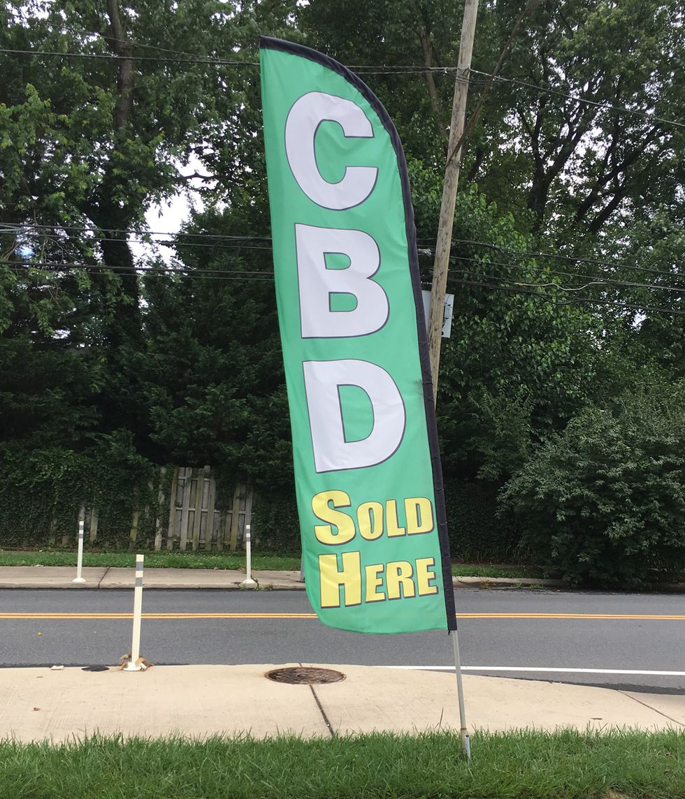 CBD Here, There, Everywhere!