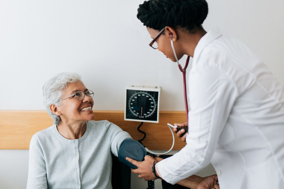 The Bottom Blood Pressure Number Matters, Too