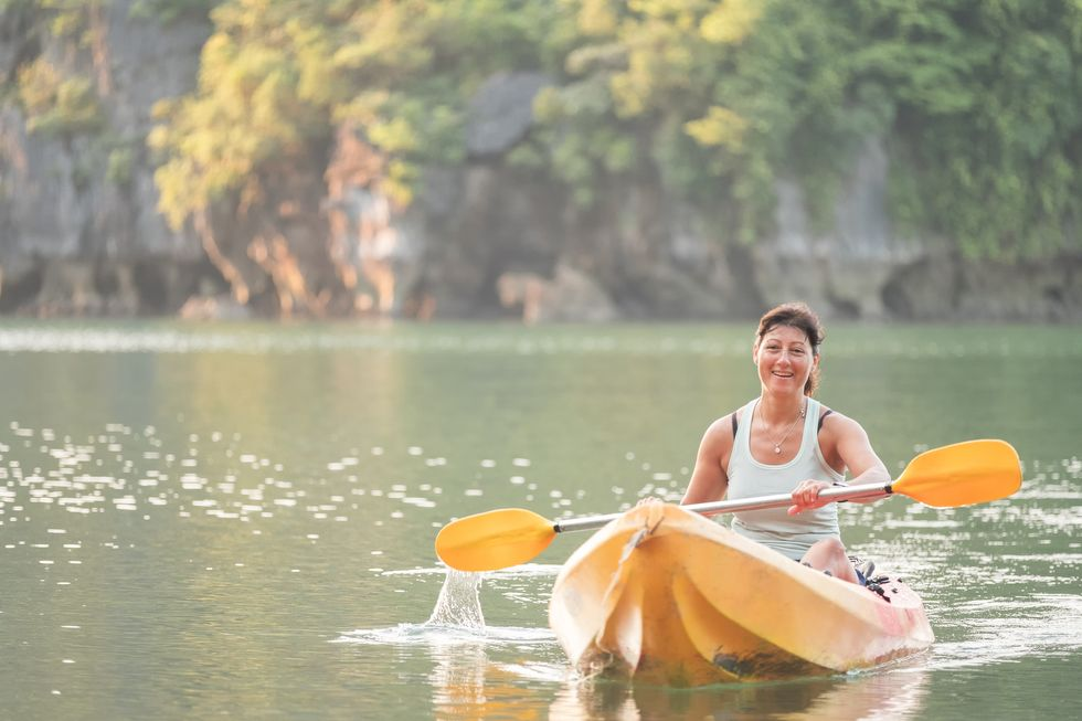 The Surprising Mental Health Benefits of Kayaking and Skiing